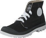 Palladium Blanc Hi 72886-002 Black