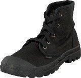 Palladium Pampa Hi Ladies Black