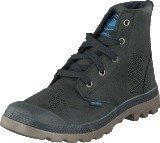 Palladium Pampa Hi WATERPROOF Ladies Black
