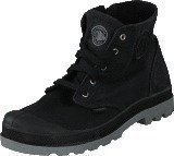 Palladium Pampa Hi Zipper Kids 53196-097 Black