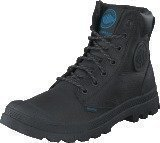 Palladium Pampa Sport Cuff WP W Black