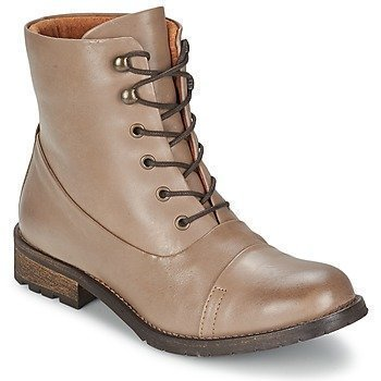 Pieces SENIDA LEATHER BOOT bootsit