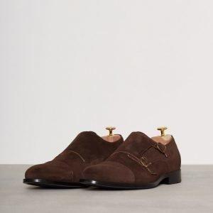 Playboy 1669 Playboy Shoe Pukukengät Dark Brown