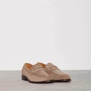 Playboy Derby Dress Shoe Pukukengät Camel