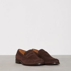 Playboy Derby Dress Shoe Pukukengät Dark Brown