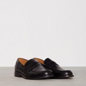 Playboy Derby Dress Shoe Pukukengät Musta