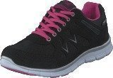 Polecat 435-1407 Waterproof Black/Fuchsia
