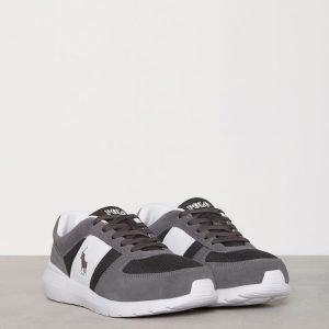 Polo Ralph Lauren Cordell Sneakers Tennarit Charcoal Gray