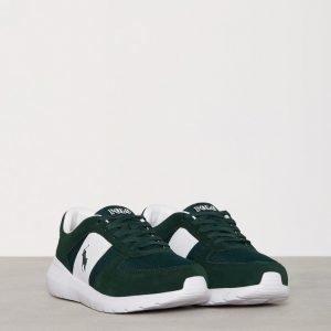 Polo Ralph Lauren Cordell Sneakers Tennarit Vihreä