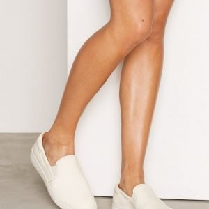 Polo Ralph Lauren Drea Sneakers Athletic Slip-On Kengät Creme