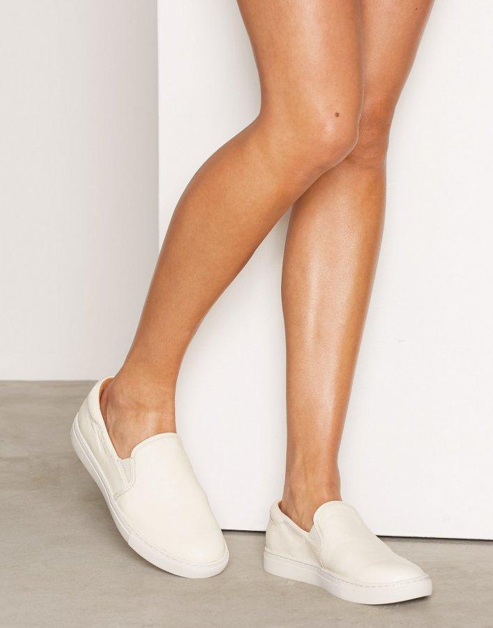 Polo Ralph Lauren Drea Sneakers Athletic Slip-On Kengät Creme