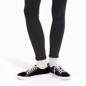 Polo Ralph Lauren Drew Sneakers Shoe Tennarit Musta