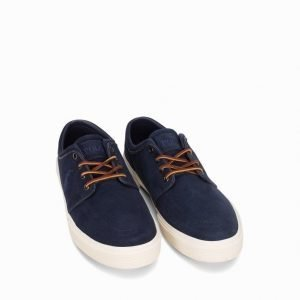 Polo Ralph Lauren Faxon Low Tennarit Navy