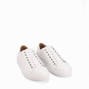 Polo Ralph Lauren Jermain Sneaker Tennarit Valkoinen