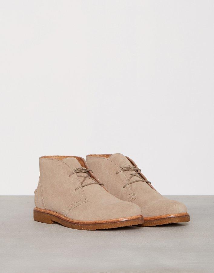 Polo Ralph Lauren Marlow Boots Chelsea-saappaat Milkshake