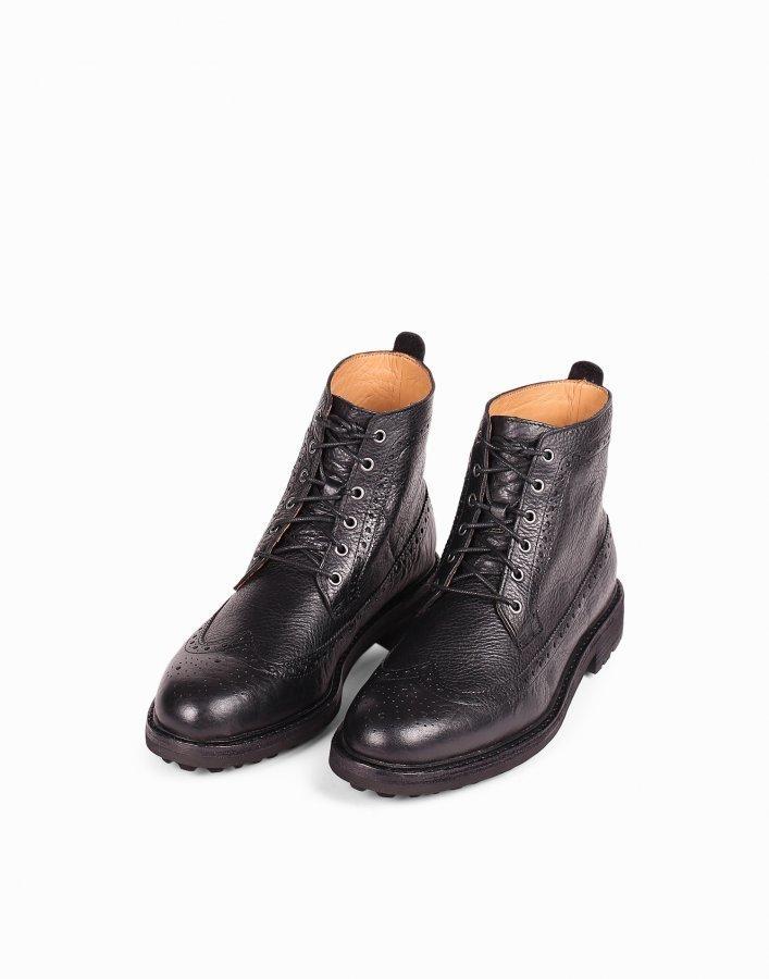 Polo Ralph Lauren Nickson Boot Varsikengät Musta
