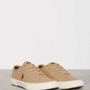 Polo Ralph Lauren Tyrian Sneakers Tennarit Khaki