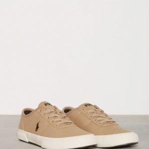Polo Ralph Lauren Tyrian Sneakers Tennarit Khaki