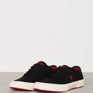 Polo Ralph Lauren Tyrian Sneakers Tennarit Musta