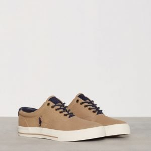 Polo Ralph Lauren Vaughn Ne Sneakers Tennarit Khaki