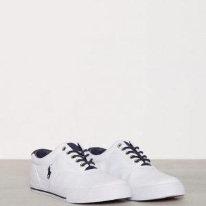 Polo Ralph Lauren Vaughn Ne Sneakers Tennarit Valkoinen
