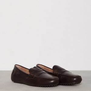 Polo Ralph Lauren Wes-E Loaferit Dark Brown