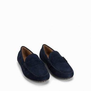 Polo Ralph Lauren Wes-E Slip Loaferit Navy