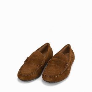 Polo Ralph Lauren Wes-E Slip Loaferit Snuff