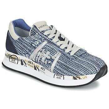 Premiata White CONNY matalavartiset tennarit