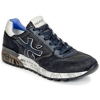 Premiata White MICK matalavartiset tennarit
