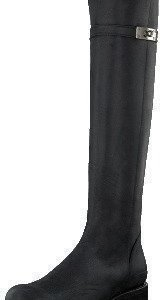 Primeboots Asturias High Black Nikel