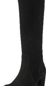 Primeboots Claudia High Afelpado Black Zip