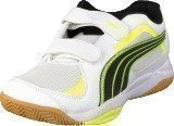 Puma Ballesta V Jr White/Black