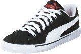Puma Benny Black-White