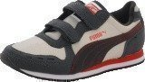 Puma Cabana Racer Sl V Kids Dark Shadow