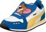 Puma Cabana Racer Tom & Jerry Kids Strong Blue