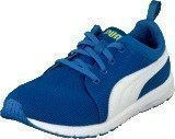 Puma Carson Runner Jr Strong Blue-White