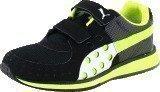 Puma Faas 300 V Kids Black/Lime