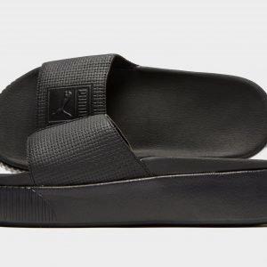 Puma Platform Sandaalit Musta