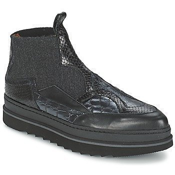 RAS GERALD BLACK bootsit