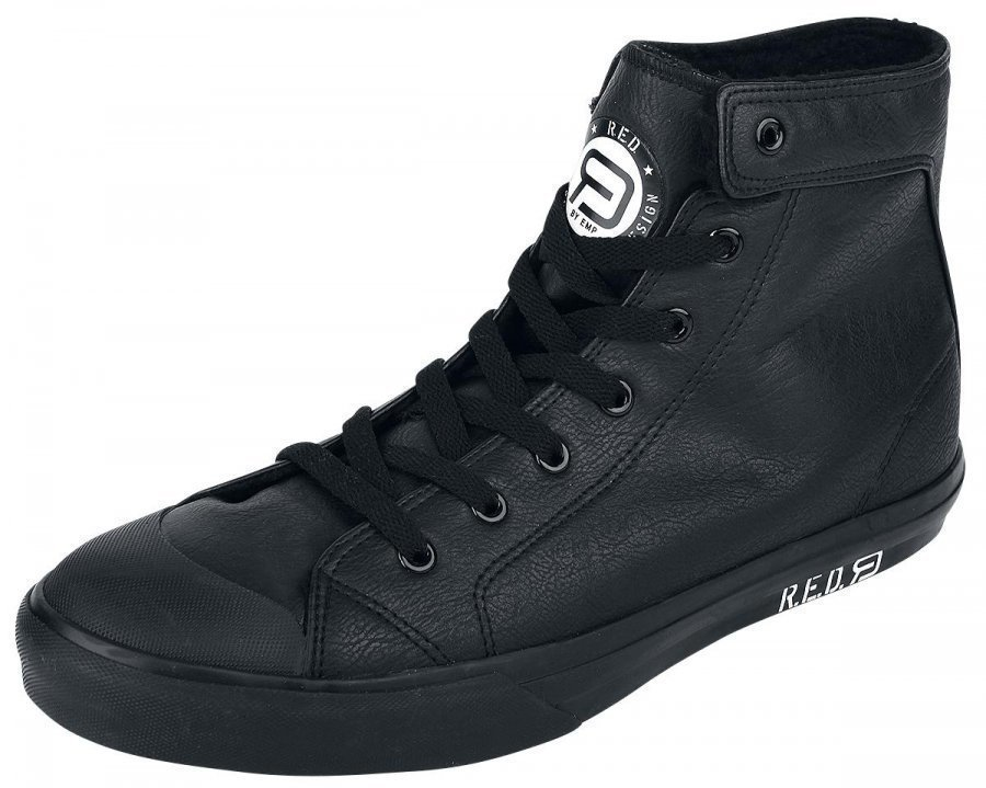 R.E.D. by EMP Leather Look Sneaker II Varsitennarit
