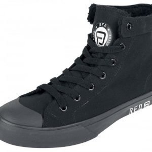 R.E.D. by EMP Lined High Sneaker Varsitennarit