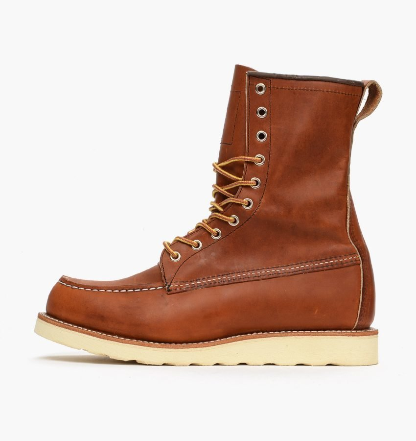 """Red Wing Classic Moc 8"""" Boot"""
