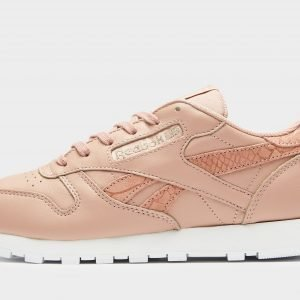 Reebok Classic Leather Vaaleanpunainen