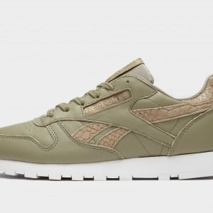 Reebok Classic Leather Vihreä