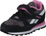 Reebok Jb Bagheera Runner Black/Shark/Icono Pink/White
