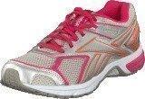 Reebok Pheehan Run 3.0 Steel/Slvr Met/Blazing Pink