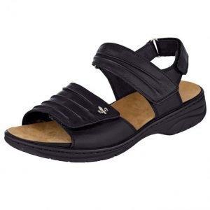 Rieker Sandaalit Musta
