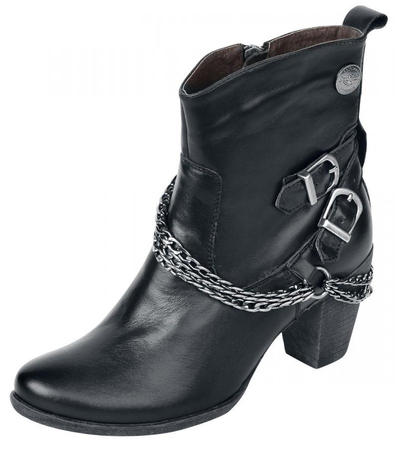 Rock Rebel by EMP Chain Boot Varsikengät