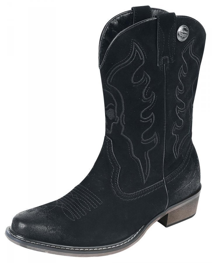 Rock Rebel by EMP Cowboy Boot Varsikengät